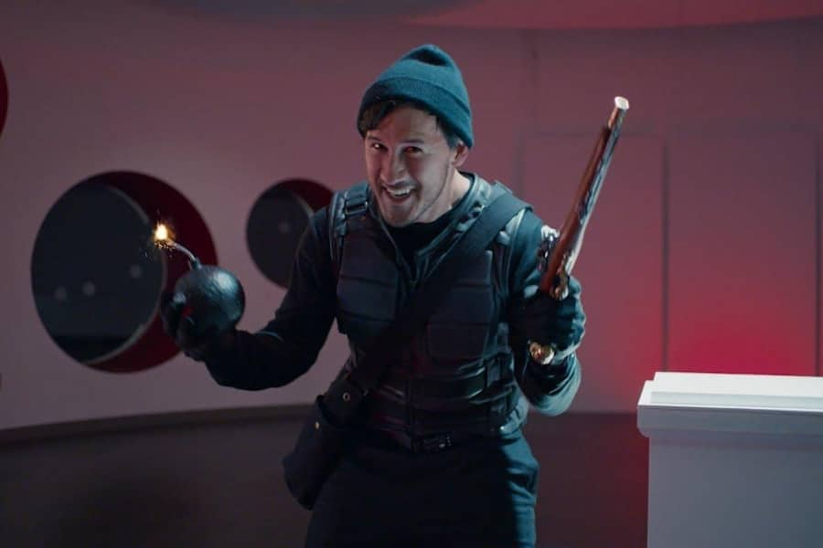 YouTube Debuts Interactive Special 'A Heist with Markiplier'