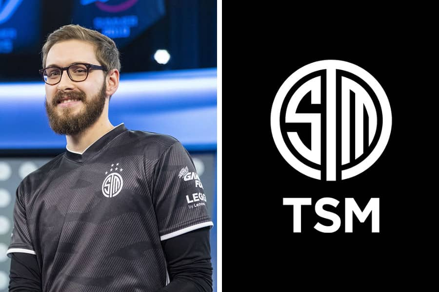 """League Of Legends Professional Søren """"Bjergsen"""" Bjerg Has Acquired A Stake In TSM"""