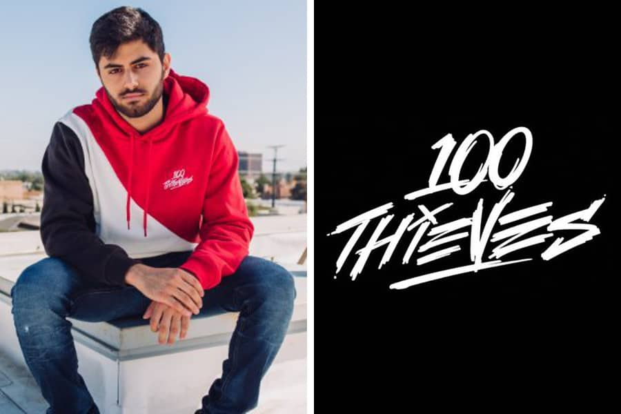 Yassuo Joins 100 Thieves As League Of Legends Content Creator