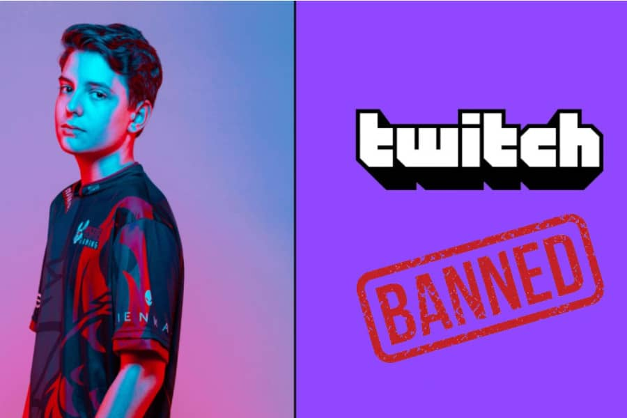 Clix Banned From Twitch