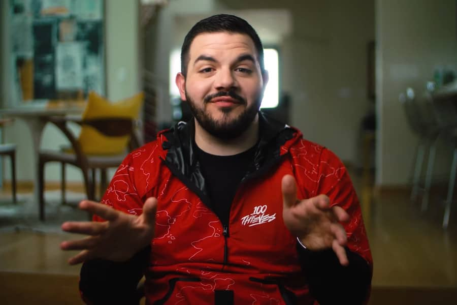 Couragejd Jumps To YouTube