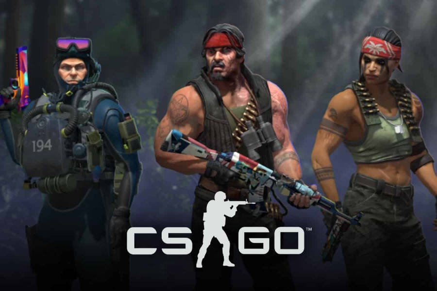 CS:GO And Operation Riptide Tradition