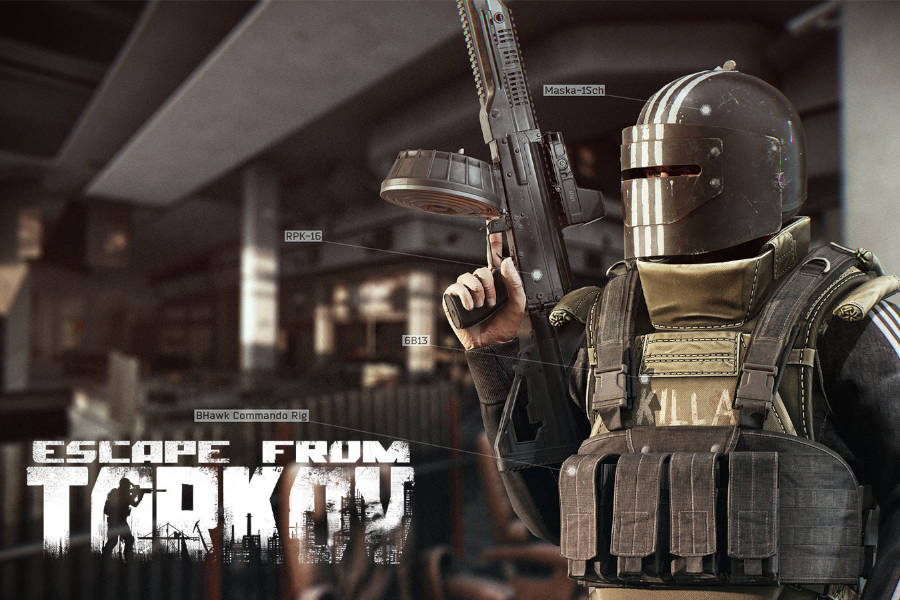 Dynamic Loot Event From Escape From Tarkov Seems Fake