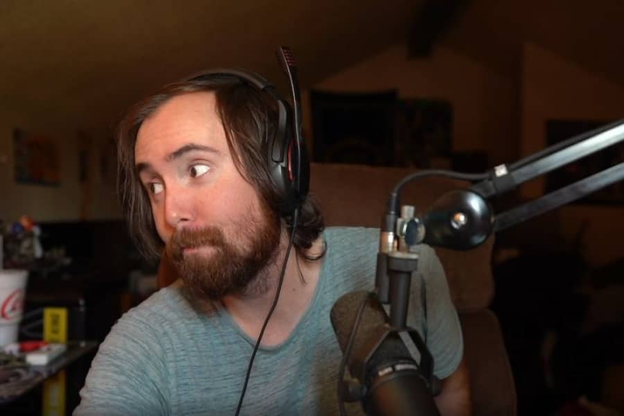 Asmongold's Message To His Fans And Supporters