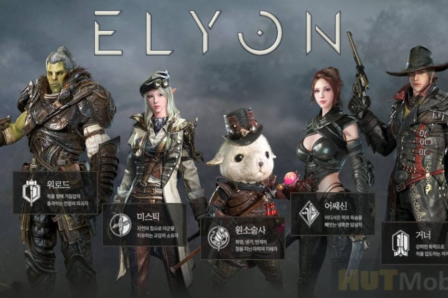 Elyon Release Launches