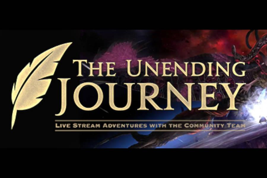 FFXIV: Unending Journey Streams Set
