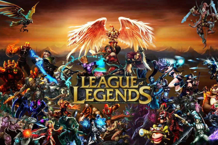League Of Legends Disables All-Chat