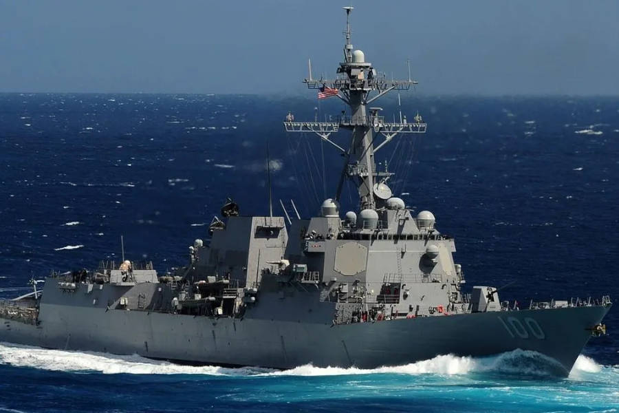 Navy Warship's Facebook Account Hacked