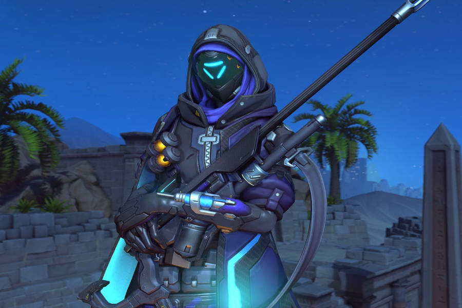 Squid Game Comes to Overwatch