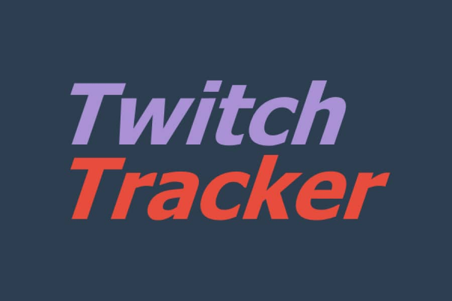 Twitch Tracker is Easy and Free