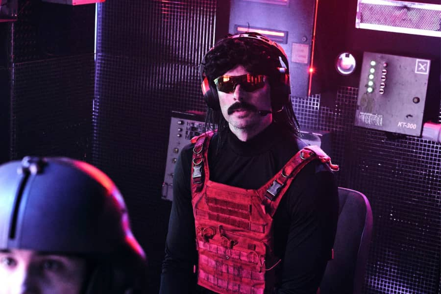 Dr Disrespect on How to Save Warzone